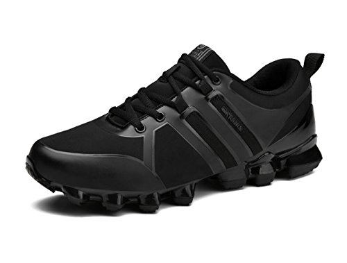 5 Sneakers US Casual Shoes D Runners Design Breathable 6 Trail M Jogger Black slip Anti xxWZwrPdq6