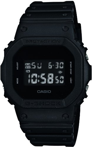 Casio G-shock Solid Colors DW-5600BB-1JF Men's Watch [Limited] Japan Import