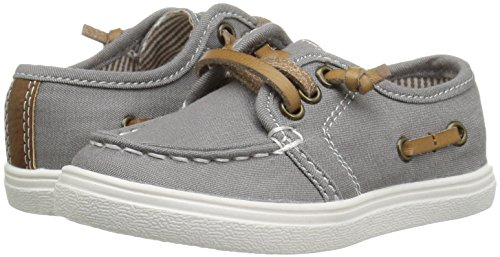 The Children's Place Boys' TB Laceup Street Slipper, Grey, TDDLR 4 Medium US Infant - Image 5