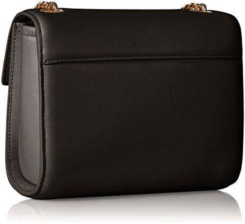 Mini Shoulder Black Bag ITALY LUANA Marella YaTgw