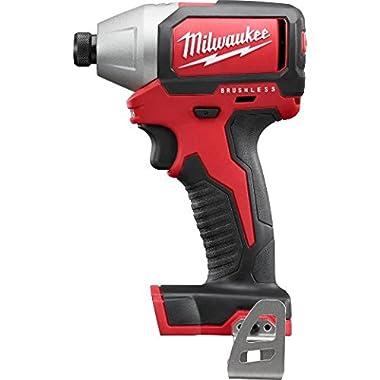 Milwaukee 2750-20 M18 ¼  Hex Compact Brushless Bare