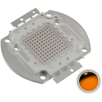 Amazon Com Chanzon High Power Led Chip 100w Yellow