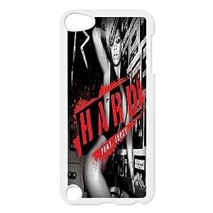 LSQDIY(R) Rihanna iPod Touch 5 DIY Case, Brand New iPod Touch 5 Plastic Case Rihanna