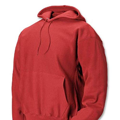 - Champion Men's Men' Reverse Weave Fleece Pullover Hoodie, Canyon, Medium