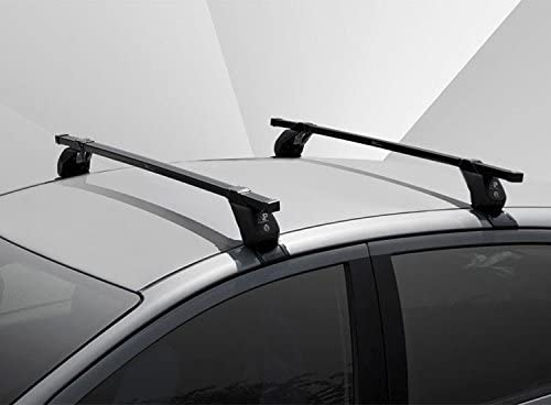 STEEL ROOF BARS PREALPINA LP47 WITH SPECIFIC CLAMPING KIT