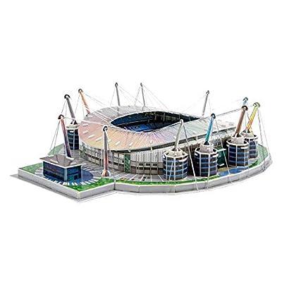 Xueyanwei Coppa Del Mondo Di Assemblare Puzzle Manchesterstadium 3d Modello Di Calcio Fans Memorabilia Giocattoli Regalo Per Lo Sviluppo Dei Bambini Interessi A Calcio