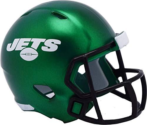 - Riddell New York Jets Helmet Pocket Pro Speed Style 2019
