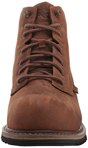 "Timberland PRO Men's Millworks 6"" Composite Safety Toe Waterproof Industrial Boot"