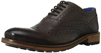 Ted Baker Men's Guri 7 Oxford,Brown Leather,7 M US
