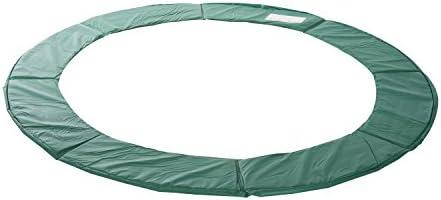 Trampolin Schaumstoff hellgrün 82 cm für 8 Stangen Sicherheitsnetz Randabdeckung