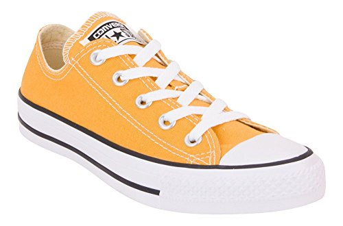 Converse Star Ox Canvas Seasonal, Sneaker, Unisex - Adulto giallo