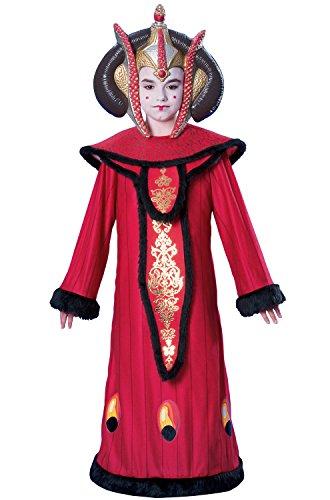 Star Wars Disney Queen Amidala Deluxe Child Costume