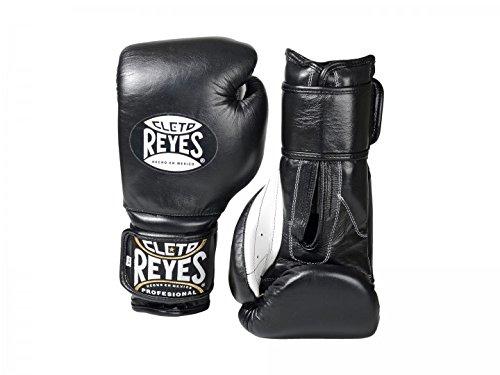 Black Cleto Reyes Velcro Sparring Gloves