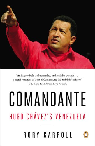 Amazon comandante hugo chvezs venezuela ebook rory carroll comandante hugo chvezs venezuela by carroll rory fandeluxe Images