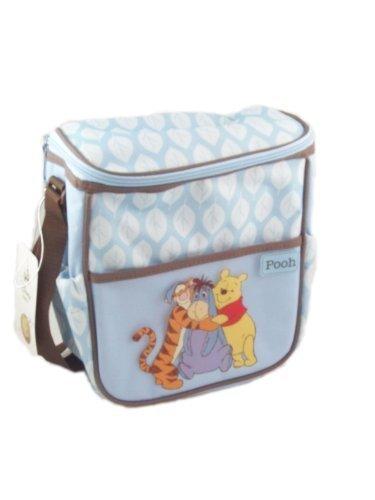 The Winnie Disney Pooh Diapers (Disneys Winnie-the-pooh Mini Diaper Bag, Blue)