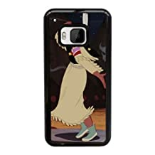 HTC One M9 Cell Phone Case Black Peter Pan Tiger Lily CG5HY946299