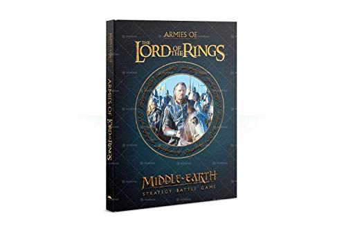 Middle Earth SBG: Armies of The Lord of The Rings (Lord Of Rings Games Workshop)