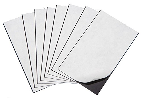 - MagnaCard Magnetic Business Cards, 3.5 x 2 x 4.3 inches , 100 Count (MC 100)