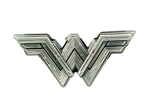 Logo Pin - DC Wonder Woman Movie Logo Pewter Lapel Pin Novelty Accessory
