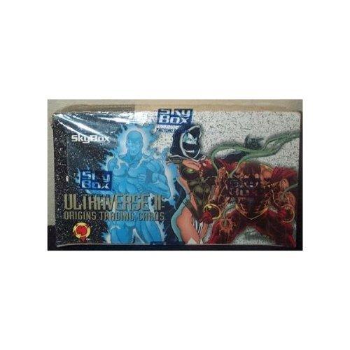 Ultraverse II Origins Trading Cards Box -36 Count B000CBLSOO