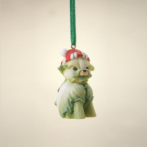 Homegrown Cabbage (Cabbage Dog Ornament by Home Grown)
