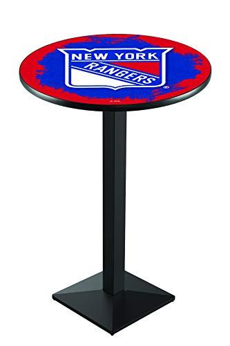 Holland Bar Stool Co. New York Rangers Pub Table