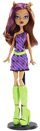 Monster High Clawdeen Wolf Doll]()