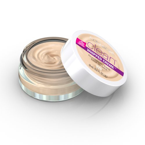 Covergirl  In  Foundation Creamy Natural Review