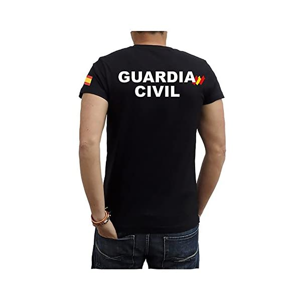 Camiseta Guardia Civil Bandera 2