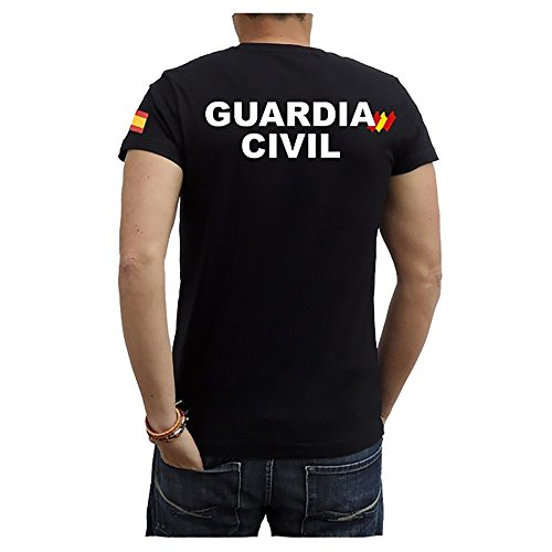 Camiseta Guardia Civil Bandera 3