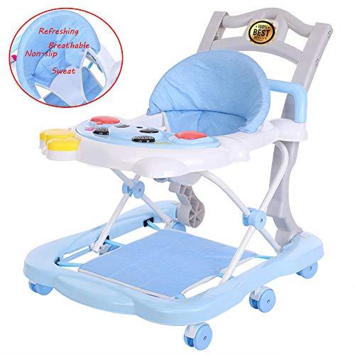 YOLL Altura Ajustable Andadores Bebé, Anti-O-Pierna del Bebé ...