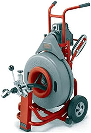 Ridgid 61102 K 7500 Drain Cleaner With 5 8 Inch Pigtail Drain Cleaning Equipment Amazon Com