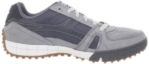 Skechers Floater Zapatillas de piel para hombre Gris (Grigio (Gris (GYCC)))