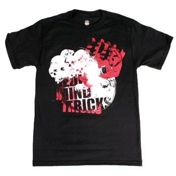Merch Direct Jedi Mind Tricks - Red Sea - T-Shirt - BLA - SM