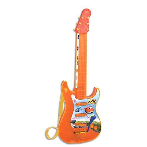 BONTEMPI 205469 - Instrument de Musique - Guitare Rock - Super Wings