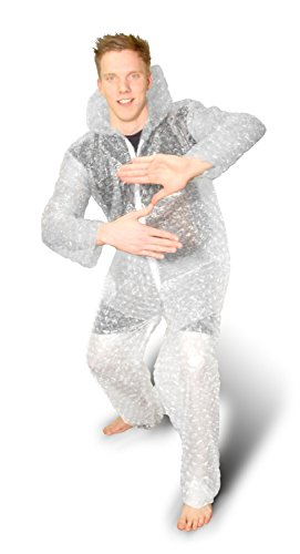 Bubble Wrap Man Costume (Bubble Wrap Costume)