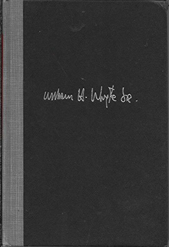 The Organization Man by William H. Whyte Jr