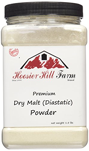 Hoosier Hill Farm Dry Malt (Diastatic) b