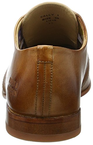 Melvin & Hamilton Women's Sally 1 Derbys Brown (Venice Tan Ls-nat Venice Tan Ls-nat) cheap online for sale official site sale 100% guaranteed sale get to buy MnTA7uqV
