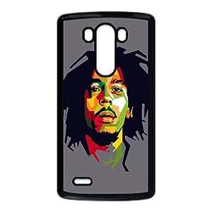 LG G3 Cell Phone Case Black he07 bob marley art illust music reggae celebrity LV7982600