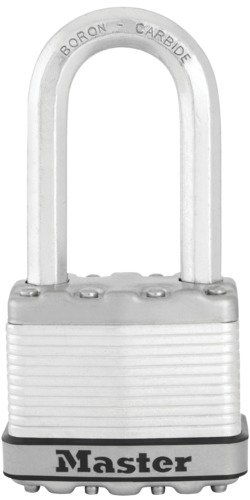Masterlock M5EURDLH Candado, 50 mm