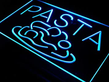 Amazon.com: ADVPRO Open Pasta Cafe Restaurant Pizza LED Sign ...