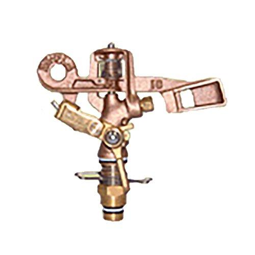 高耐久 金属 (農業用) スプリンクラー 小型(S) 25-PLHL4 口径 3.6 mm 基本寸法 1/2PT 10度 共立イリゲート 防J【代不】 B01EUSMINO