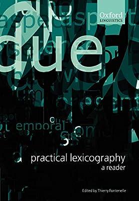 Amazon.com: Practical Lexicography: A Reader (Oxford ...
