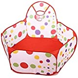 Foldable Colorful Play Toy Tent Ocean Ball Pit Pool For Kids