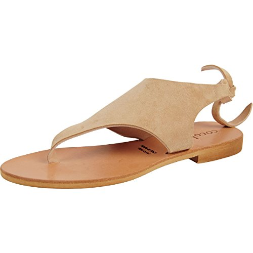 Sandalias Cocobele Mujer Tye Beige