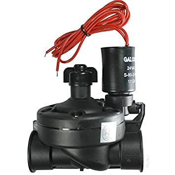 3//4 3//4 Standard Plumbing Supply-LG GABRS4312P0 Galcon 5024 Inline Valve with Flow Control