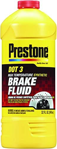 Prestone Synthetic Brake Fluid
