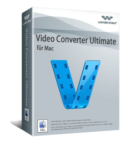 Video Converter Ultimate MAC Vollversion (Product Keycard ohne Datenträger)