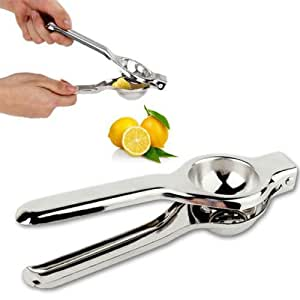 Bar Stainless Fruit Lemon Lime Orange Squeezer Juicer Manual Hand Press Tool